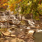 Albion Falls - Side View From The Bottom © by © Hany G. Jadaa © Prince John Photography