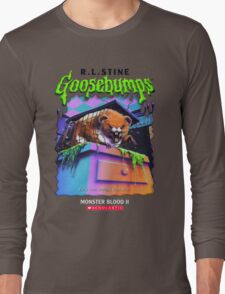 Goosebumps Monster Blood II  Long Sleeve T-Shirt