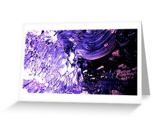 Purple Mountains Majesties Greeting Card