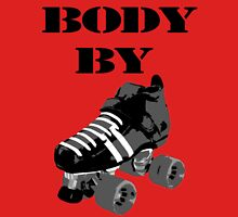 Body by Roller Derby Womens Fitted T-Shirt