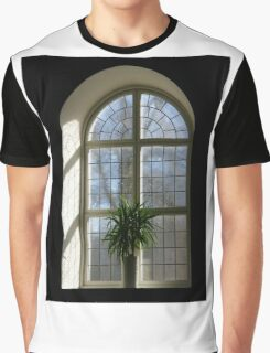 Church window Graphic T-Shirt
