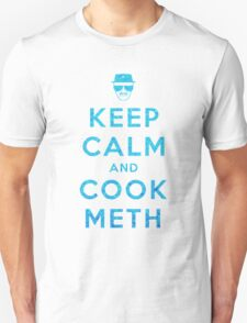 Keep Calm and Cook Meth T-Shirt