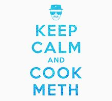 Keep Calm and Cook Meth Unisex T-Shirt
