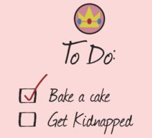 Peach's To Do List by tjhiphop