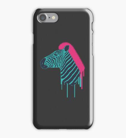 Zebra's Not Dead iPhone Case/Skin