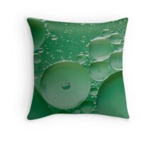 no dawn here Throw Pillow