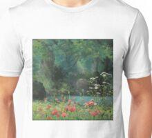 Ghibli Background Unisex T-Shirt
