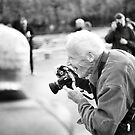 Portrait of a great photographer by busteradams