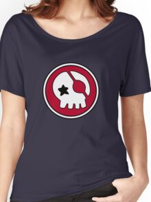 Asuka Skull Women's Relaxed Fit T-Shirt