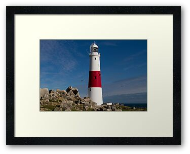 Portland Bill Lighthouse by Will Corder | Photography