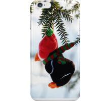 Christmas Penquin iphone case iPhone Case/Skin