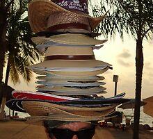 Hat Seller - Sombrerero by Bernhard Matejka