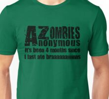 Zombies Anonymous Unisex T-Shirt
