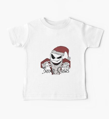 How 'horrible' our Christmas will be! - Nightmare before Christmas.  Baby Tee
