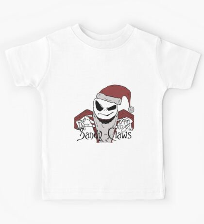 How 'horrible' our Christmas will be! - Nightmare before Christmas.  Kids Tee