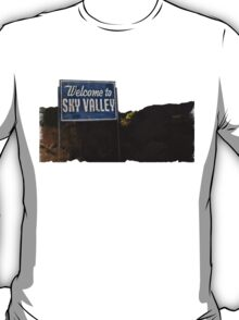 Kyuss - Welcome to Sky Valley T-Shirt