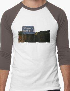 Kyuss - Welcome to Sky Valley Men's Baseball ¾ T-Shirt
