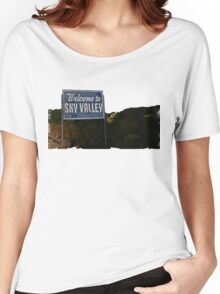 Kyuss - Welcome to Sky Valley Women's Relaxed Fit T-Shirt