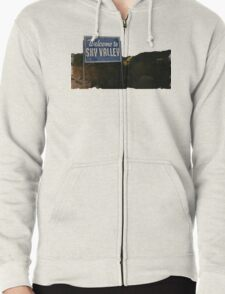 Kyuss - Welcome to Sky Valley Zipped Hoodie