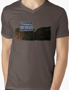 Kyuss - Welcome to Sky Valley Mens V-Neck T-Shirt
