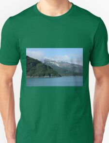 Alaska, Yakutat Bay and Hubbard Glacier T-Shirt