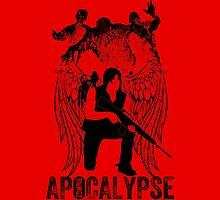 Zombie Apocalypse by Arien Jorgensen