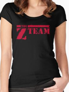 The Z-Team Women's Fitted Scoop T-Shirt