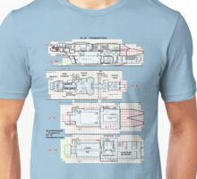Firefly Serenity Chatham Class Unisex T-Shirt