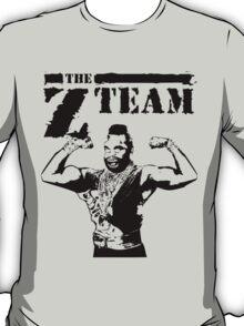 The Z-Team : Brain Attitude T-Shirt
