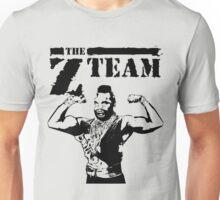 The Z-Team : Brain Attitude Unisex T-Shirt