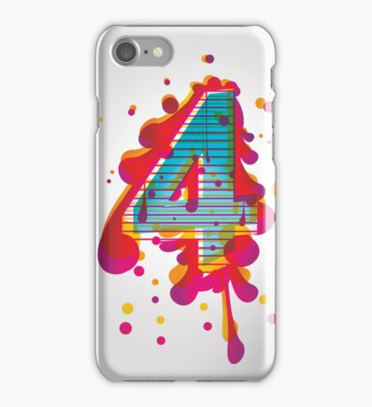 four  iPhone Case/Skin