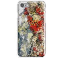 Seabed Abstract iPhone Case/Skin