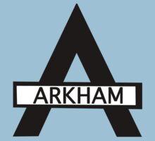 Batman : Arkham Asylum One Piece - Short Sleeve
