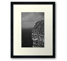 Ireland in Mono: All The Time We Were Apart Framed Print