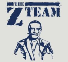 The Z-Team : Cannibal Smith by Gumley