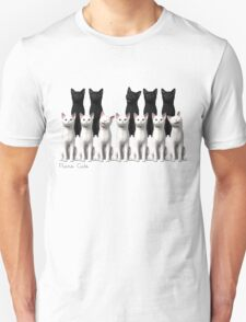 Piano Cats Tee T-Shirt