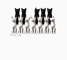 Piano Cats Tee Unisex T-Shirt
