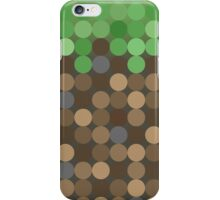 Dot Block iPhone Case/Skin