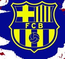 Barcelona FC Graphic Sticker