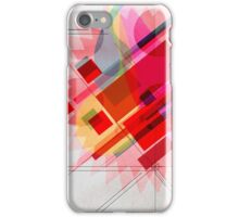 geometrical abstract II iPhone Case/Skin