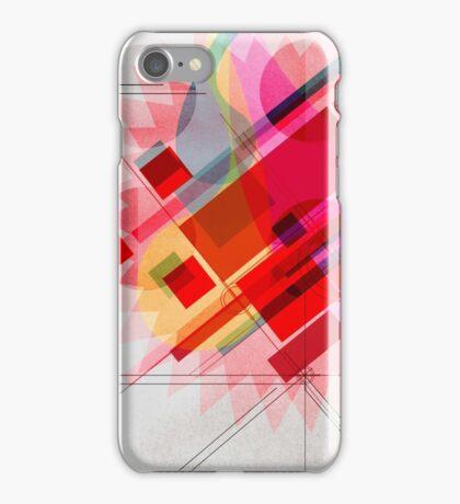 geometrical abstract II iPhone Case/Skin