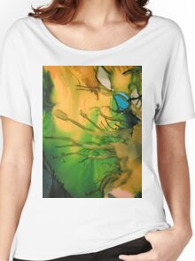 Abstract 991 Women's Relaxed Fit T-Shirt