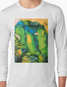 Abstract 992 Long Sleeve T-Shirt