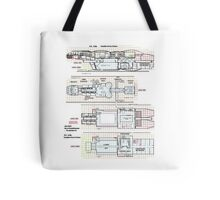 Firefly Serenity Tankerton Class Tote Bag