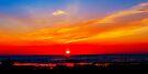 Lake Huron Sky at Sunset by Yukondick
