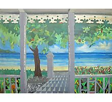 Stacy's Hillsview Guesthouse-1966-Montego Bay Photographic Print