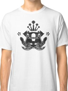 Barista Crest (light tees and hoodies) Classic T-Shirt