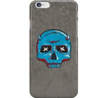 Demon Skull iPhone Case/Skin