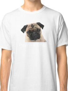 Pugs not Drugs Classic T-Shirt