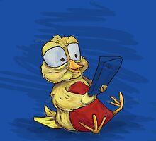 ipad bird by creativecurran